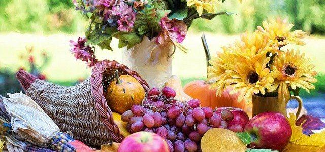 Equinócio de Outono: tempo de agradecer